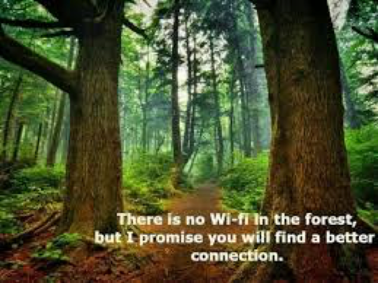 Hè get..  Ik heb geen WiFi hier!